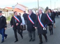 Défilé de la Municipalit, rue E. Basly