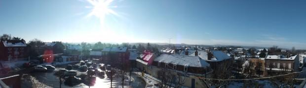 Vue hersin sous neige copie