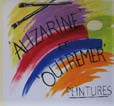 Logo alizarine&outremer