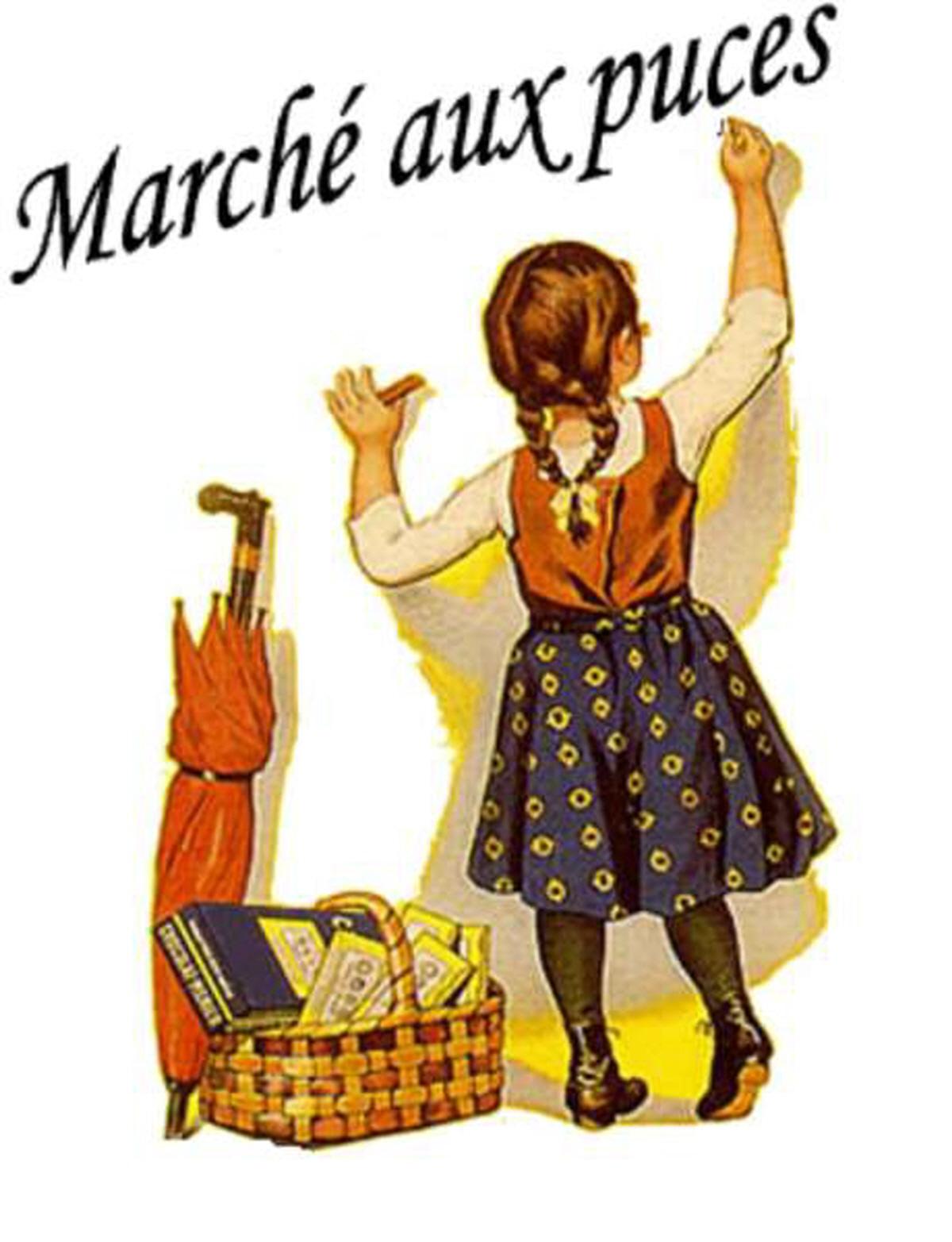 Marché aux puces à Salle des Fêtes | Hersin-Coupigny | Hauts-de-France | France