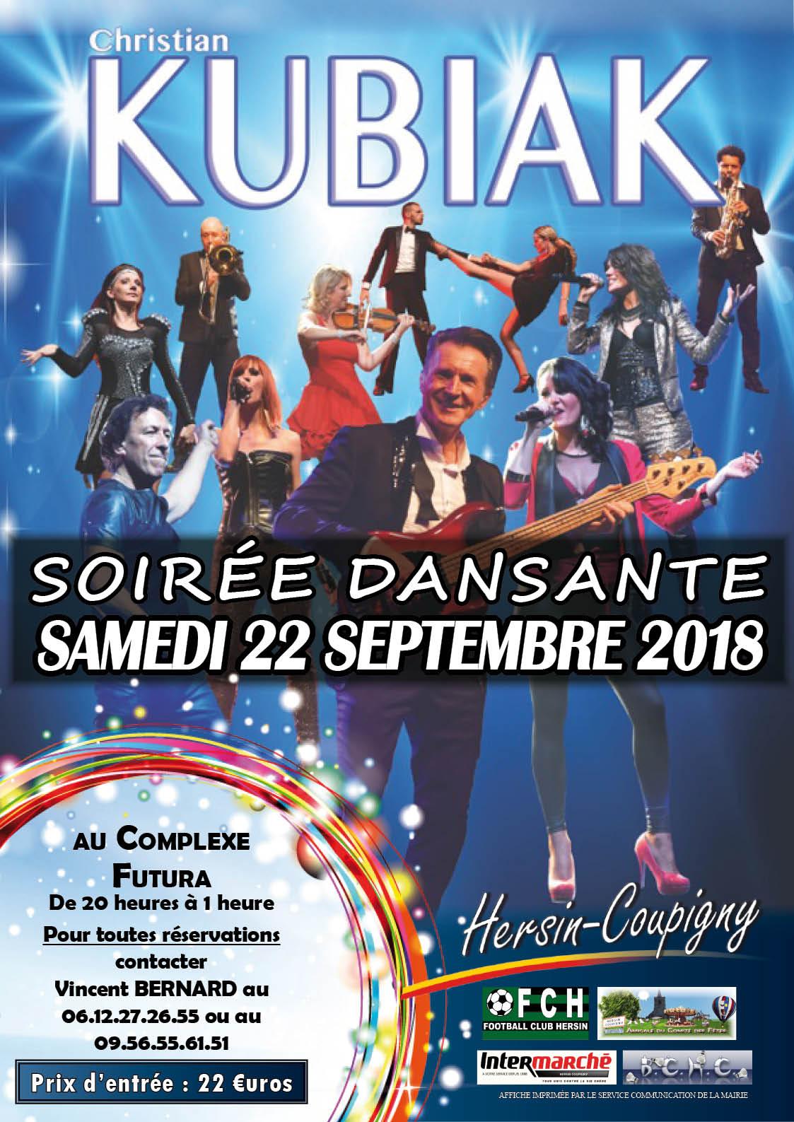 Concert kubiak 22 sept2108