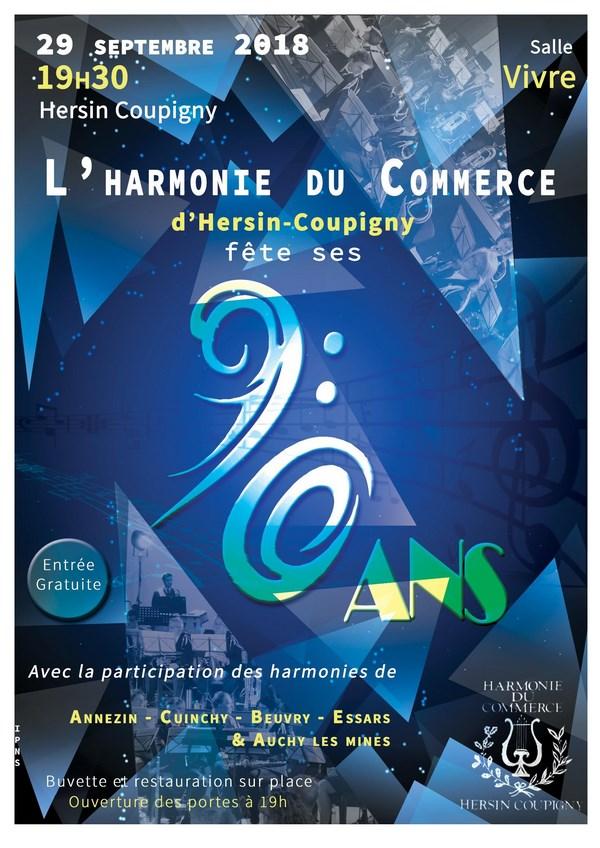 affiche harmonie 90 ans (Copier)
