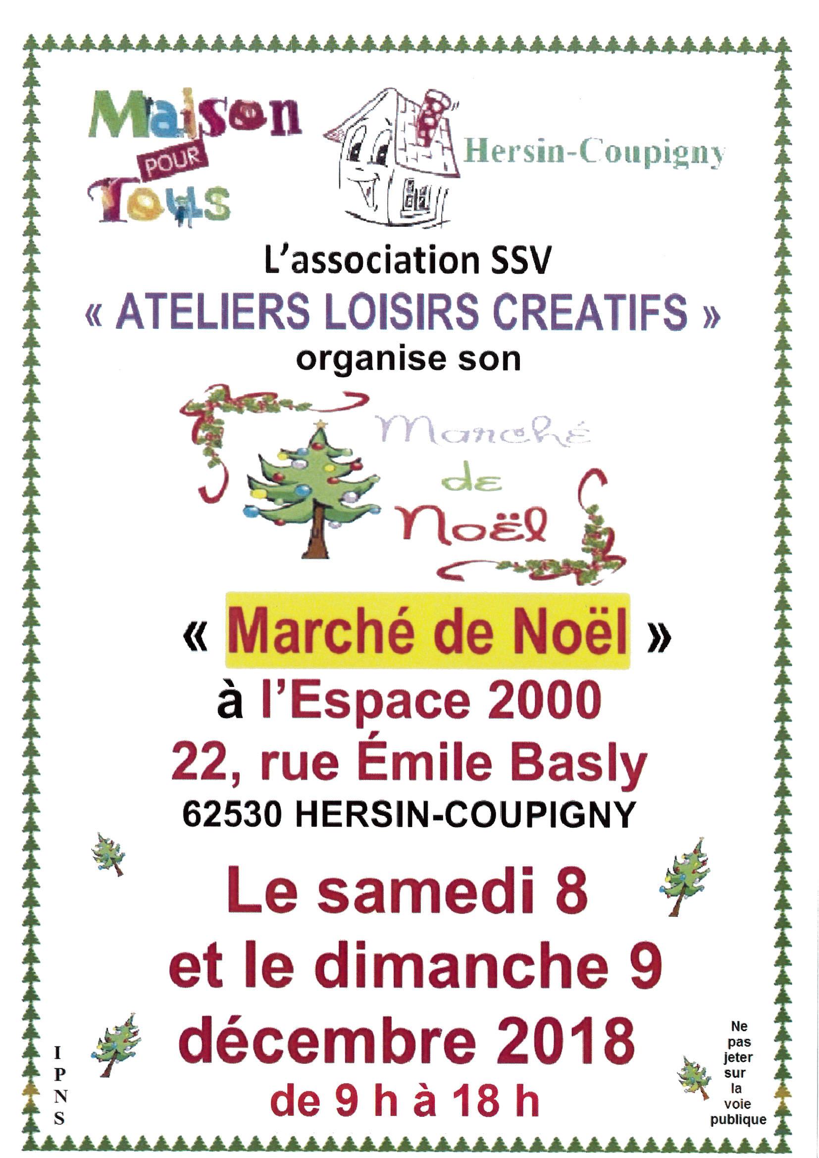 Marché de noel 8dec2018