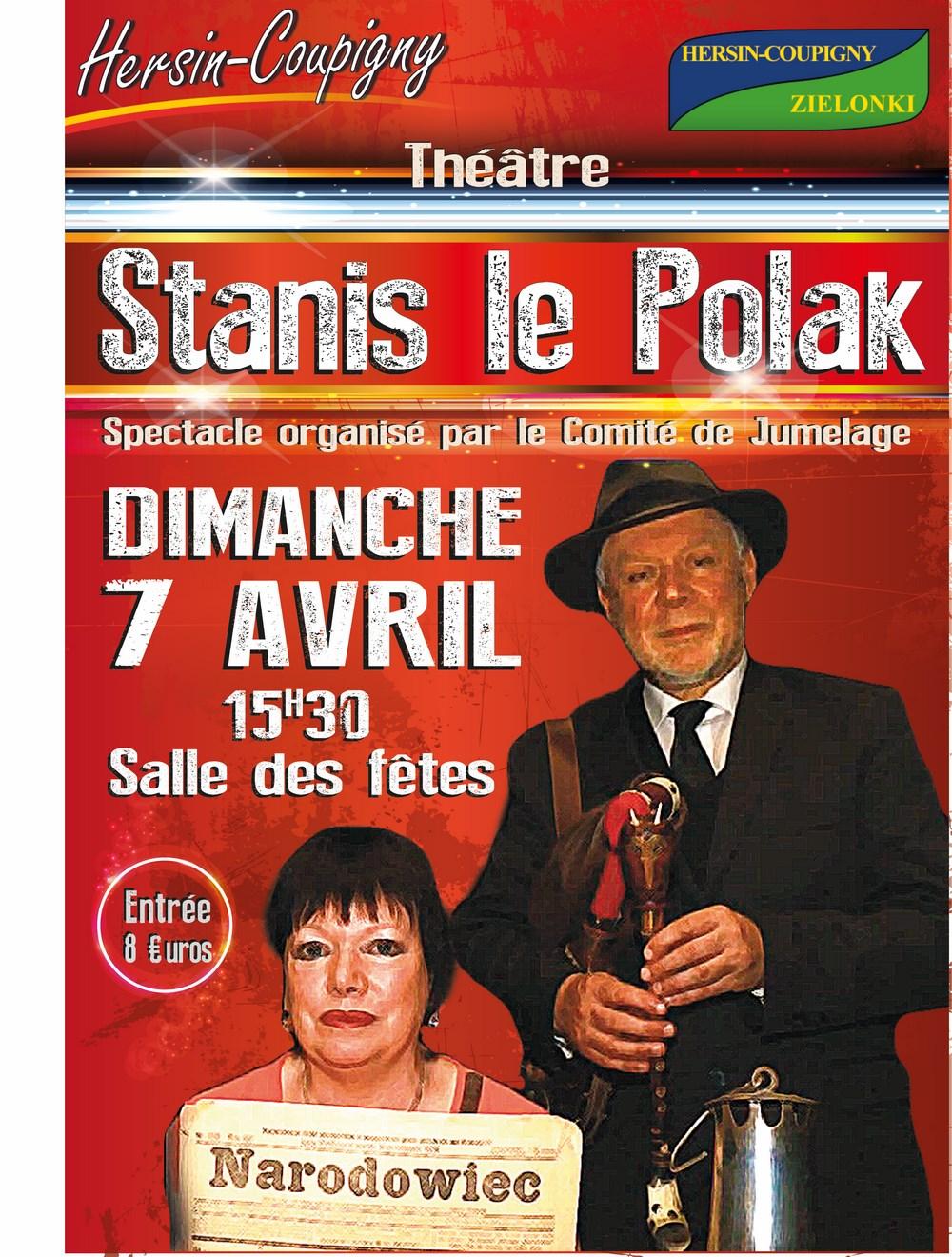 Affiche Stanis le Polak 7avr18 (Copier)