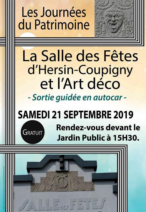 Journées du Patrimoine @ Devant le Jardin Public | Hersin-Coupigny | Hauts-de-France | France
