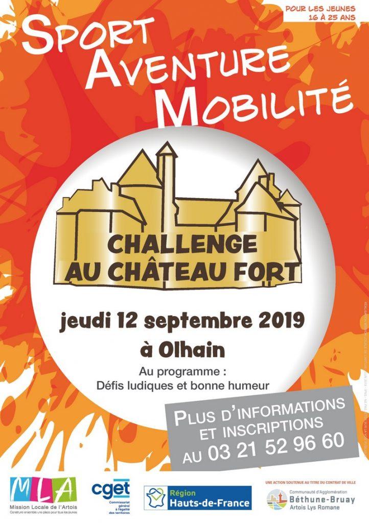 Sport, Aventure, Mobilité - Réunion d'informations @ Salle Agora | Hersin-Coupigny | Hauts-de-France | France