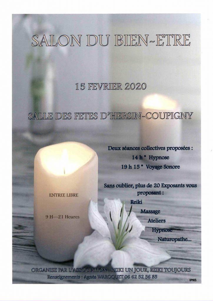 Salon du Bien être @ Salle des fêtes | Hersin-Coupigny | Hauts-de-France | France
