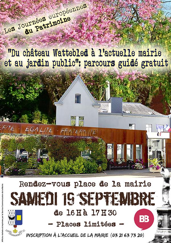 Les Journées européennes du Patrimoine @ Place de la Mairie | Hersin-Coupigny | Hauts-de-France | France