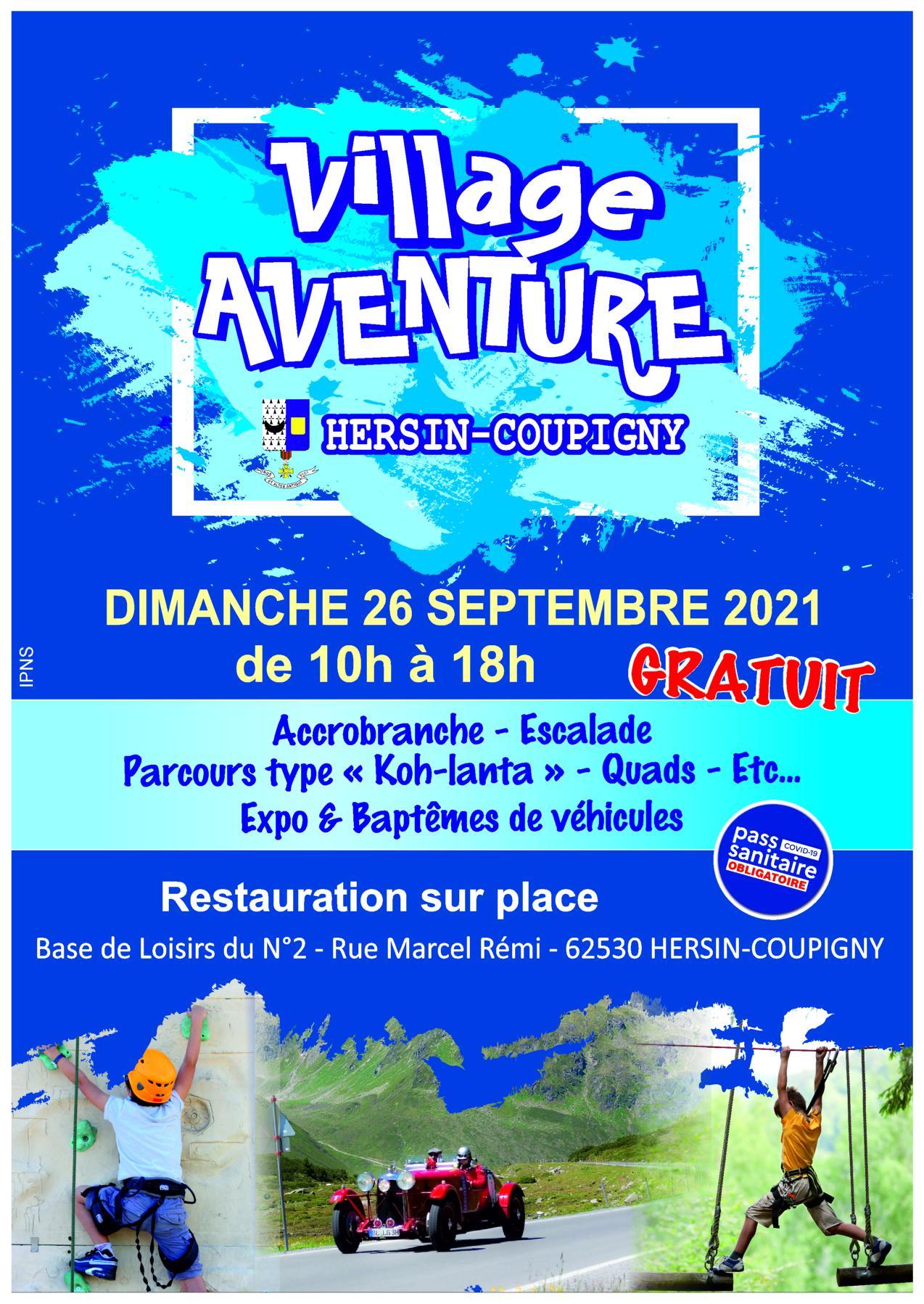 Village Aventure @ Base de Loisirs du N°2   Hersin-Coupigny   Hauts-de-France   France