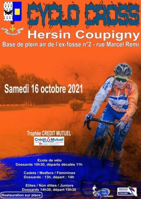 Cyclo Cross @ Base de Loisirs du N°2   Hersin-Coupigny   Hauts-de-France   France