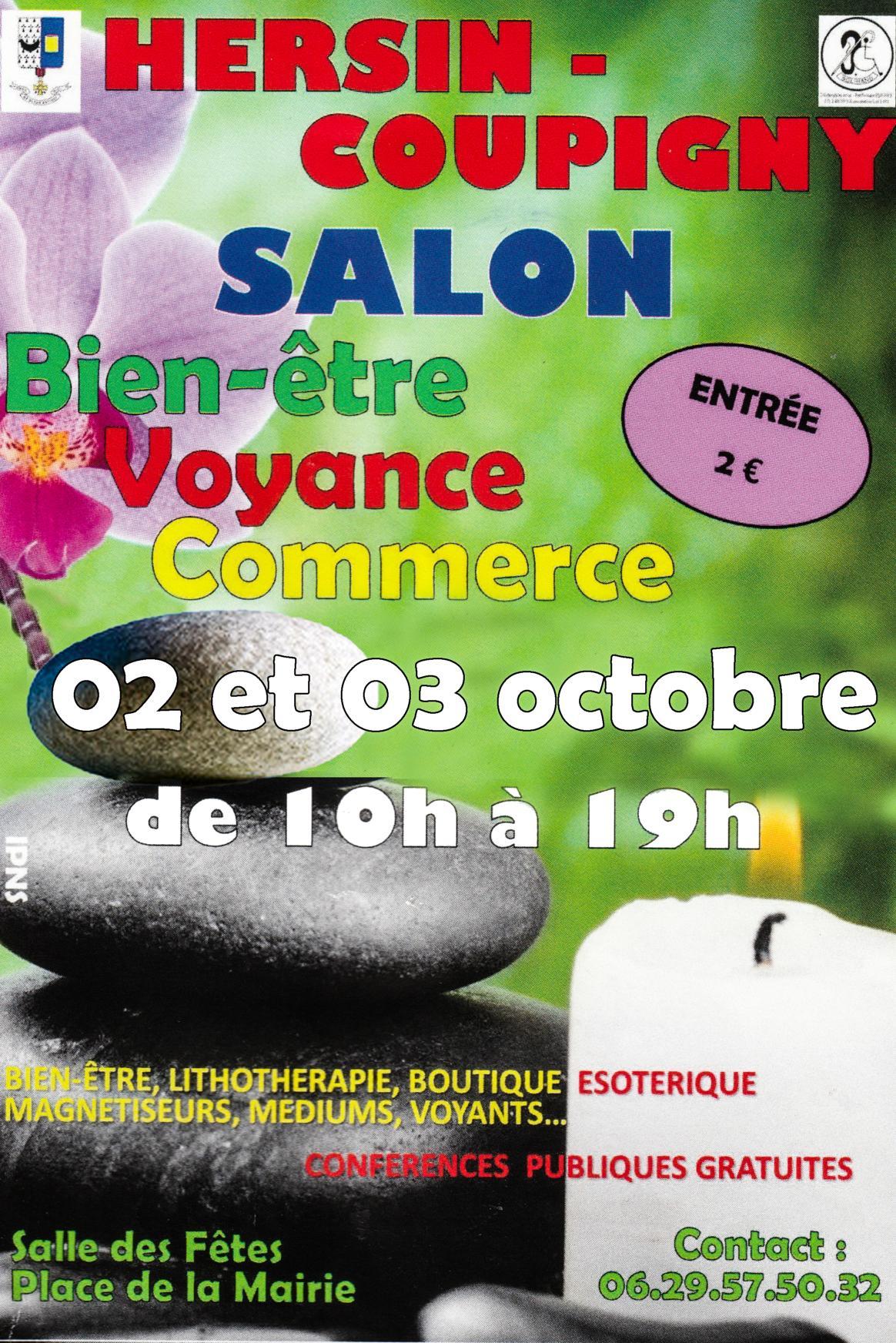 Salon Bien être @ Salle des Fêtes   Hersin-Coupigny   Hauts-de-France   France